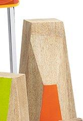 set of 3 mango wood guardians 69.95