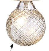 cut glass halogen bulb 7.95