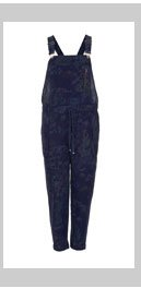 MOTO Bloom Dungarees