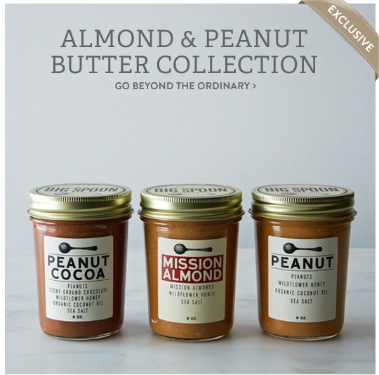 Almond & Peanut Butter