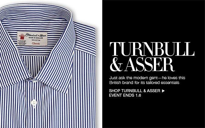 Shop Turnbull & Asser - Men's