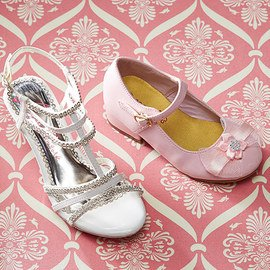 Daddy-Daughter Dance: Girls' Shoes