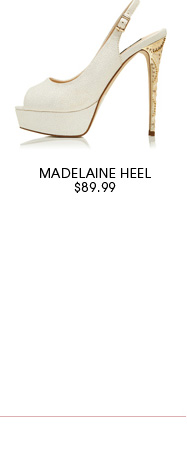 MADELAINE HEEL