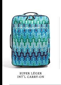 Super Leger International Carry On - Shop Now