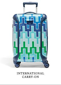 International Carry On - Shop Now