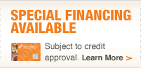 Special Financing Available. Subject to credit approval. Learn More