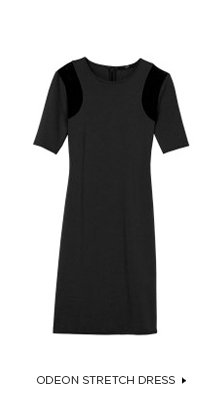 Odeon Knit Stretch Dress