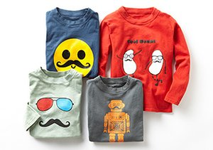 Up to 80% Off: Tees for Kids