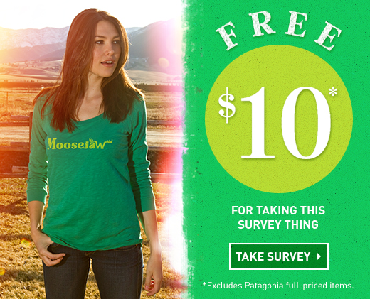 Free $10 for taking this survey