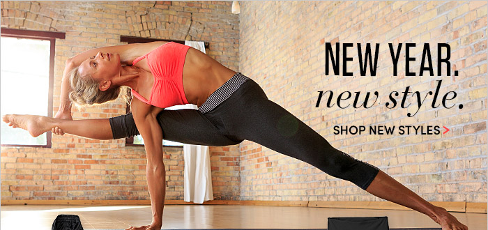NEW YEAR, new style. SHOP NEW STYLES