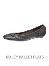 BIXLEY BALLET FLATS