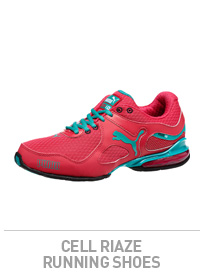 CELL RIAZE RUNNING SHOES