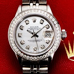 Luxury Timepieces for Her by Rolex, Hermes, Movado & More Preloved