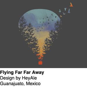 Flying Far Far Away