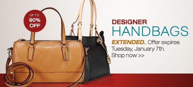 Handbags Flash Sale