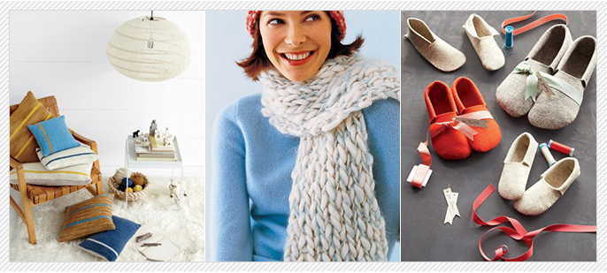 DIY Crafts for Winter 2014