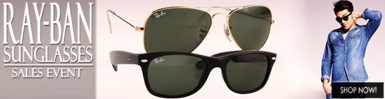 Save up to 43% during the Ray-Ban Sunglasses sales event