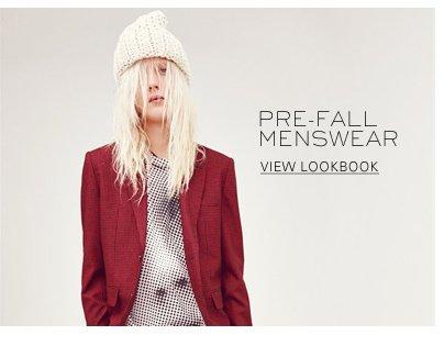 Marc by Marc Jacobs | Pre-Fall '14 Menswear Lookbook