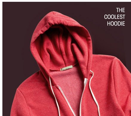 THE COOLEST HOODIE