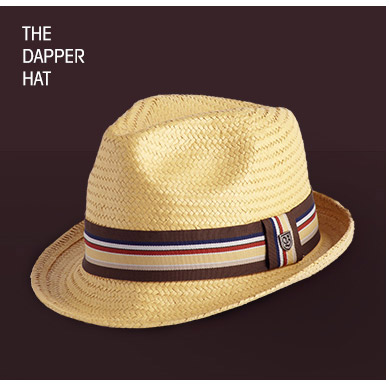 THE DAPPER HAT