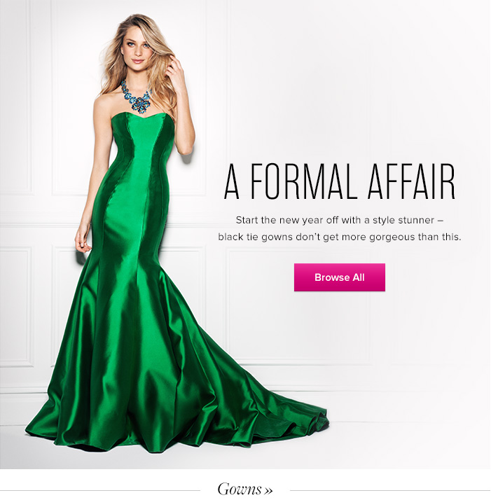 Black Tie Affair - Browse All