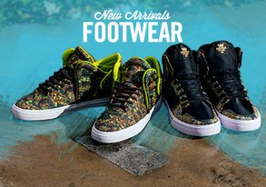 Shop New Arrivals: Footwear from $32
