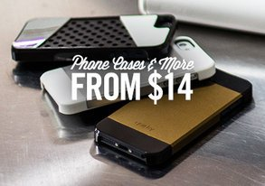 Shop Phone Cases & More from $14