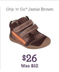 Grip n Go Jamie Brown $26 Was $52