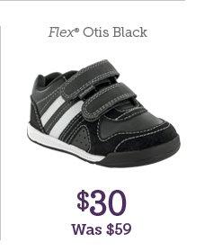 Flex Otis Black $30 Was $59