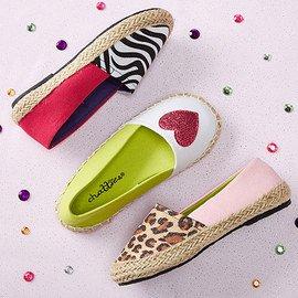 Bright Steps: Girls' Flats