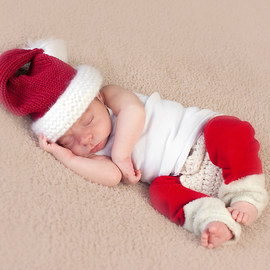 When Christmas Comes: Infant Christmas