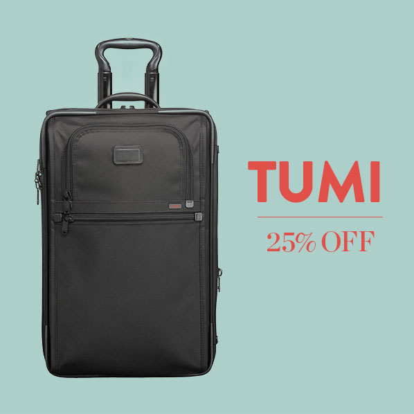TUMI - 25% OFF