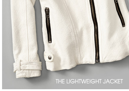 THE LIGHTWEIGHT JACKET