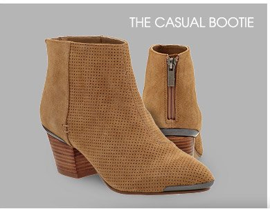 THE CASUAL BOOTIE