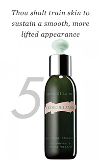 5. Thou wilt train skin to sustain a smooth, more lifted appearance.