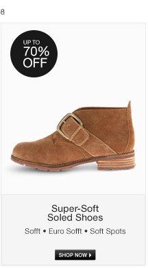 Super-Soft Soled Shoes