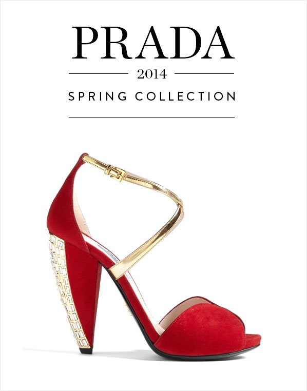 PRADA 2014 SPRING COLLECTION
