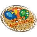 Birthday Balloons Cookie Cake