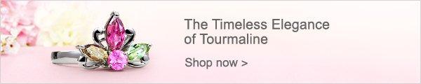 The Timeless Elegance of Tourmaline