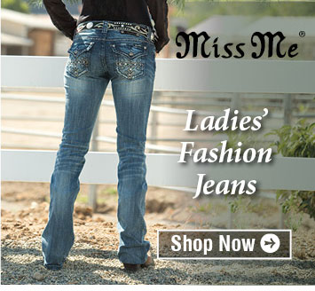 Miss Me Ladies Fashion Jeans