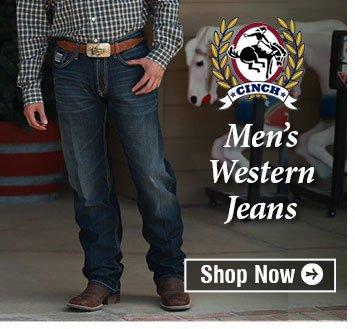 Cinch Men's Western Jeans