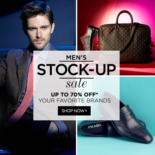 Men's Stock-Up