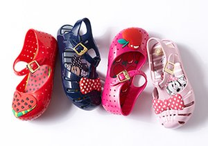 Mini Melissa Kids' Shoes
