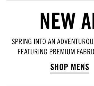 New Arrivals - Shop Mens