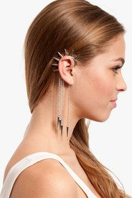 Hello Spike Ear Cuff 9