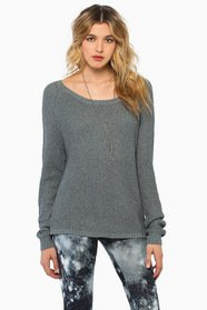 Joey Wide Neck Sweater 47