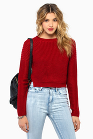 Kandy Crop Sweater 39