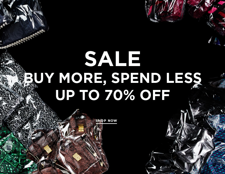 Sale: Even further markdowns at up to 70% off Up to 70% off: further reductions on thousands of styles