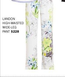 LANDON PANT