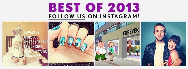 Best of 2013 on Instagram